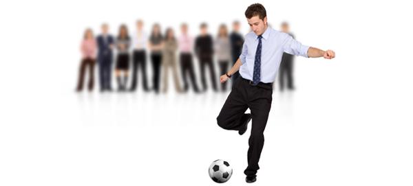 eventos esportivos para funcionários